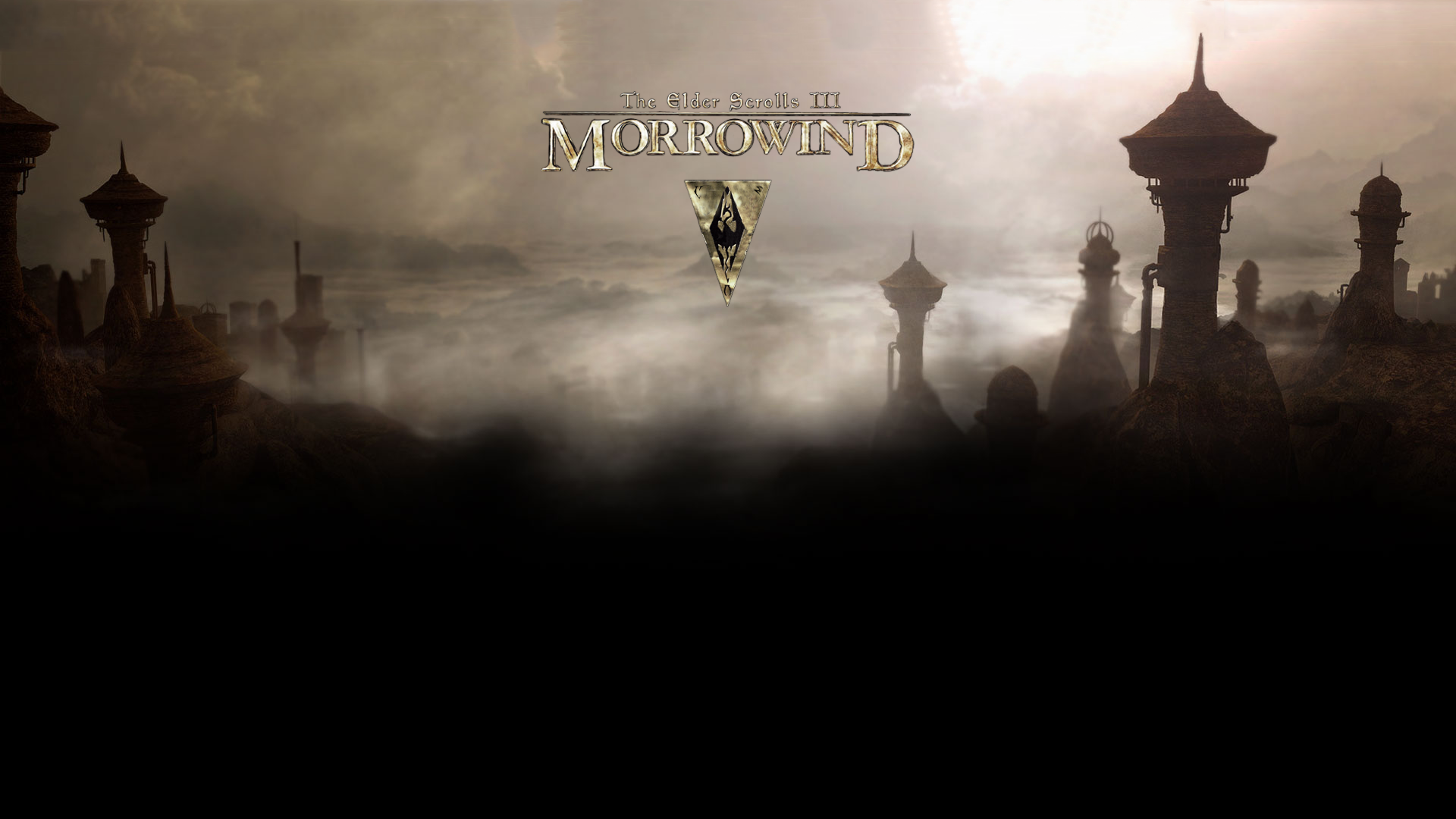 Is there a wallpaper similar to these ones for oblivion - Morrowind wallpaper ...