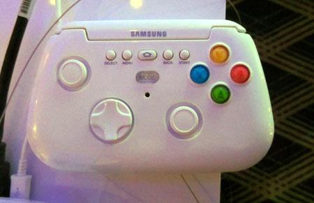 Samsung Rilis GamePad Untuk Android