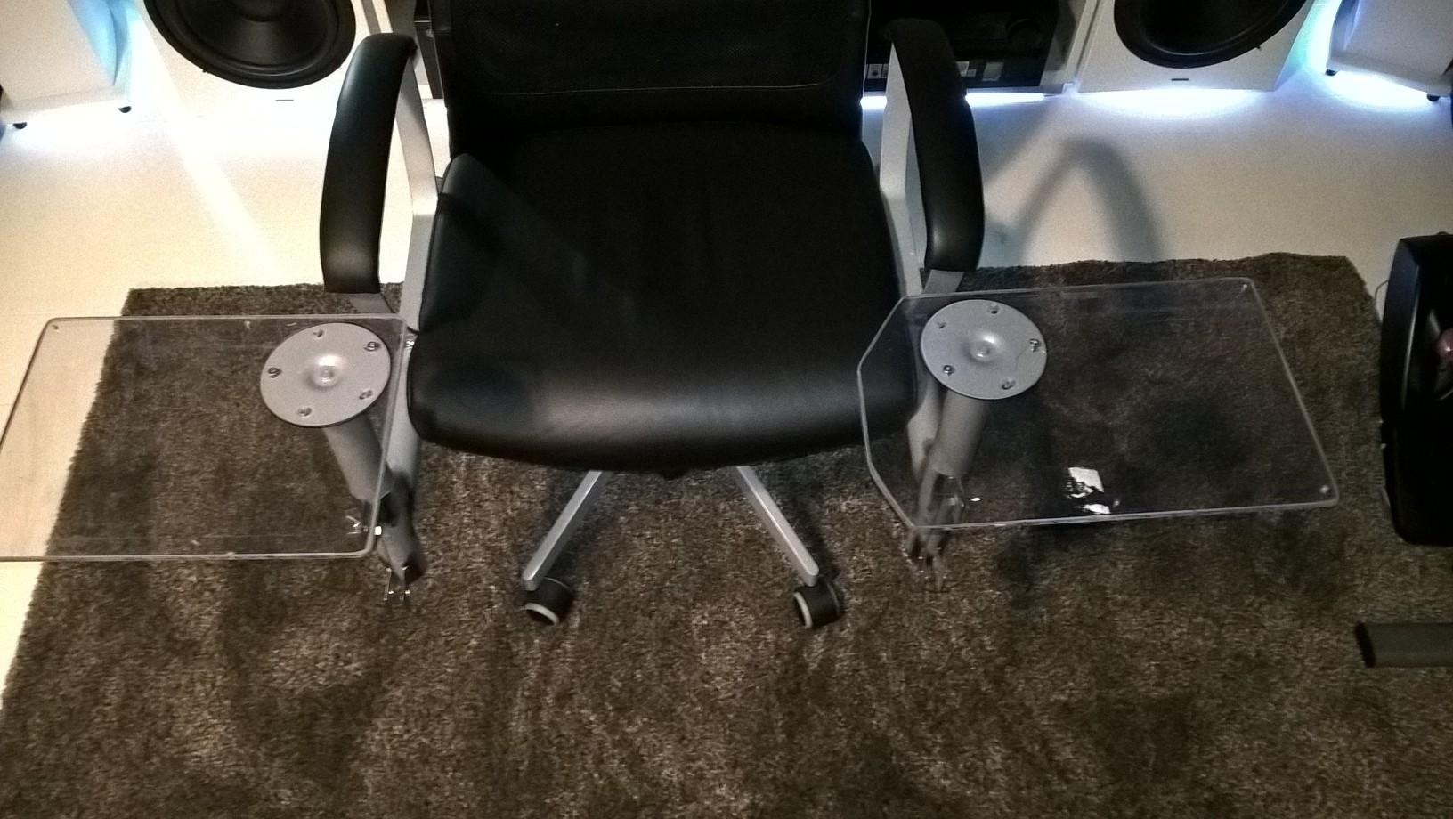 Bygge battlestationcombat flight simulator stol. Generell