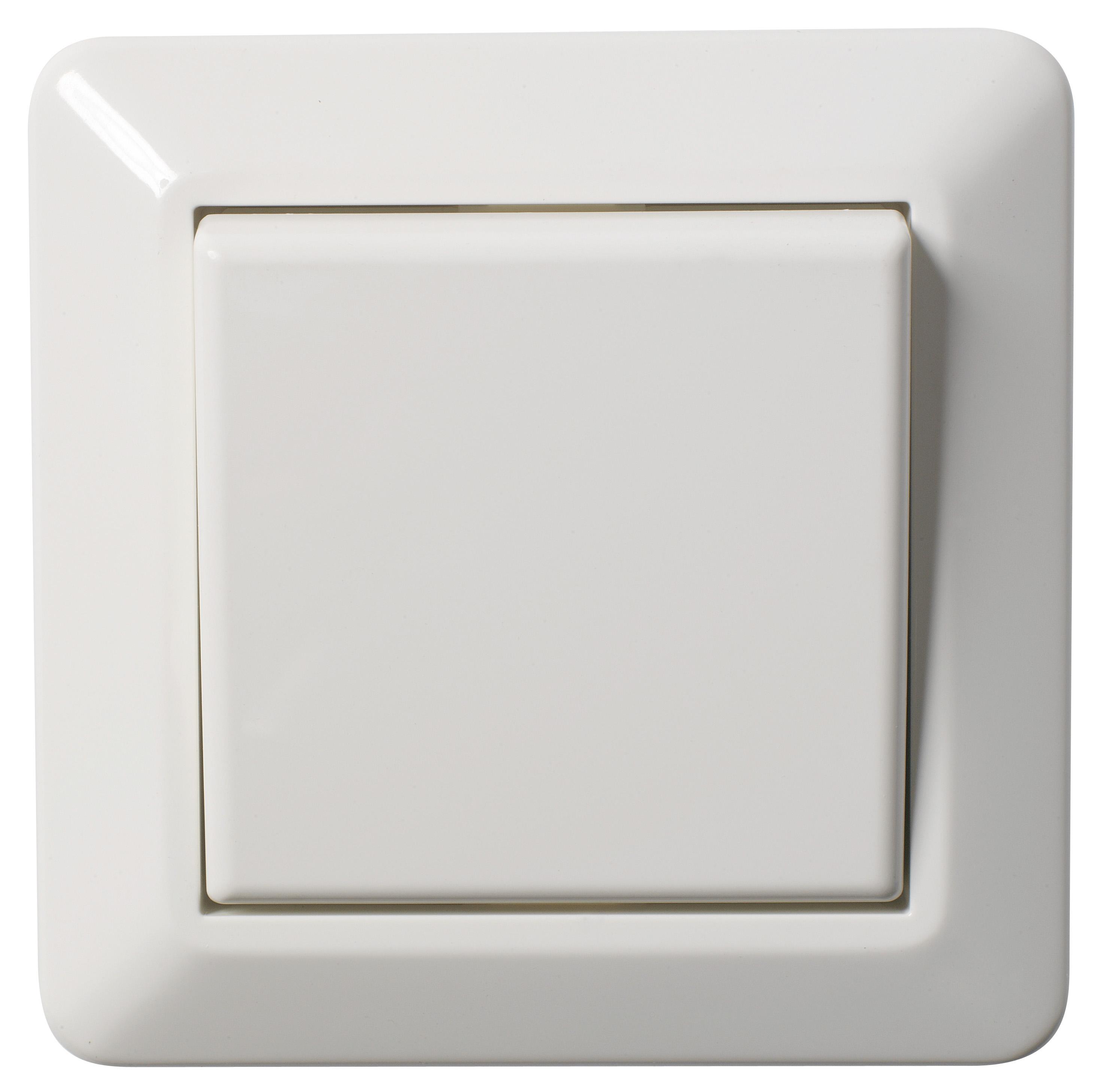 Bytte deksel på lysbryter