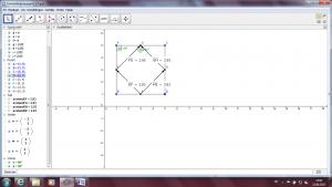 Hvordan bevise et parallellogram?