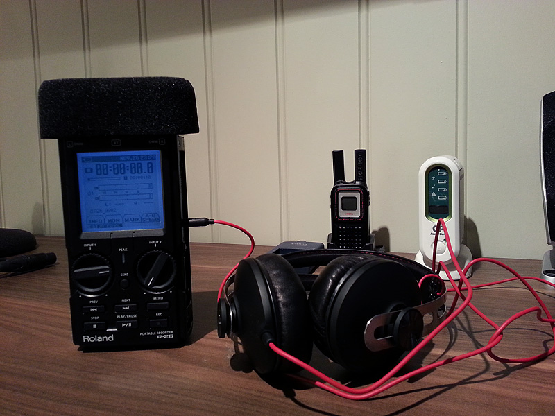 Diverse spørsmål om mikrofonopptaker etc. TV, hjemmekino