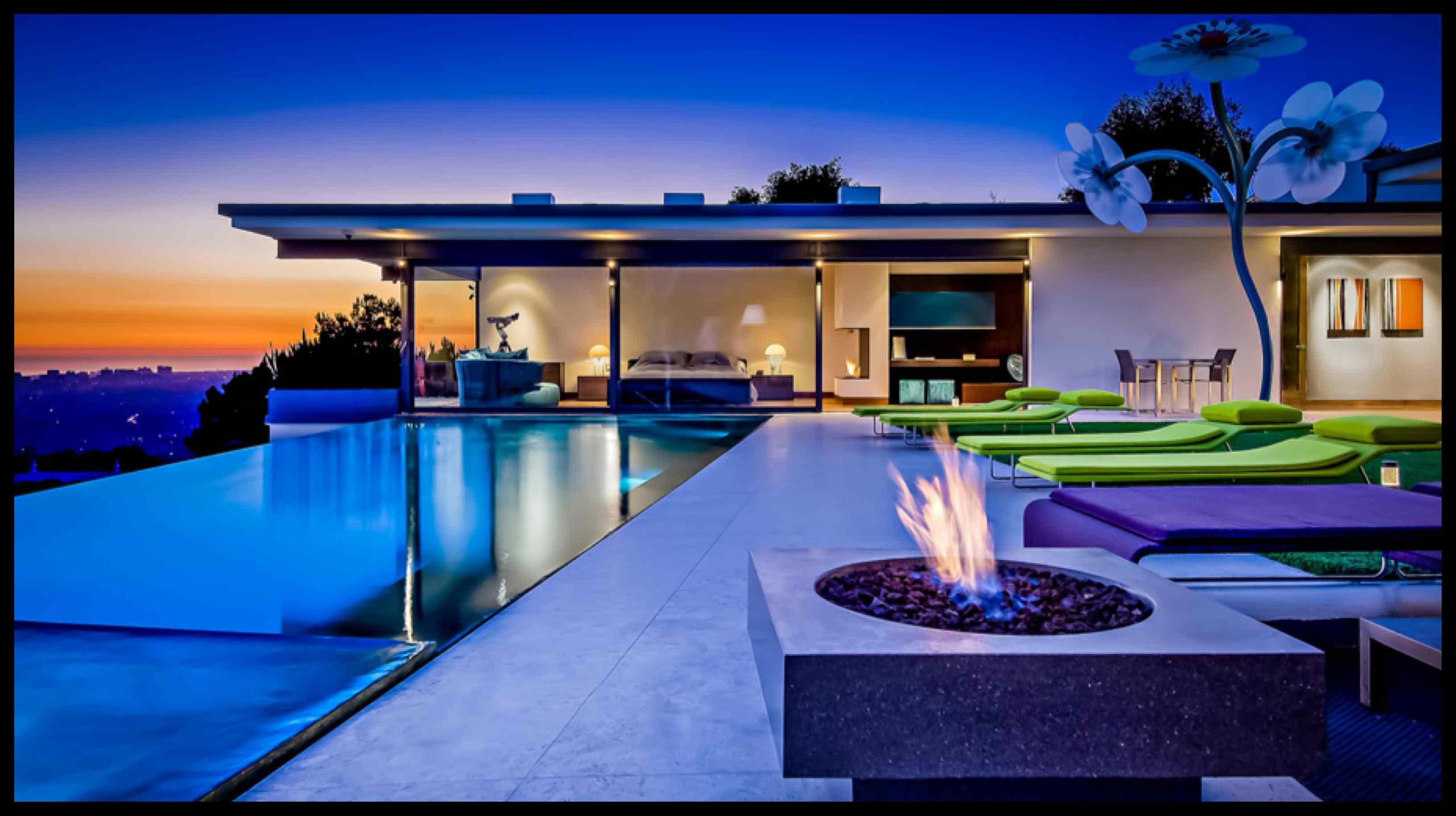 Verdens fineste og st rste hus side 2 hus hage og for Dream homes for sale in california