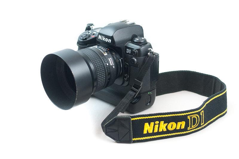 20 år med Nikon D1 - Årsutfordring 2019