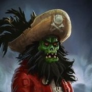 Ghost pirate LeChuck