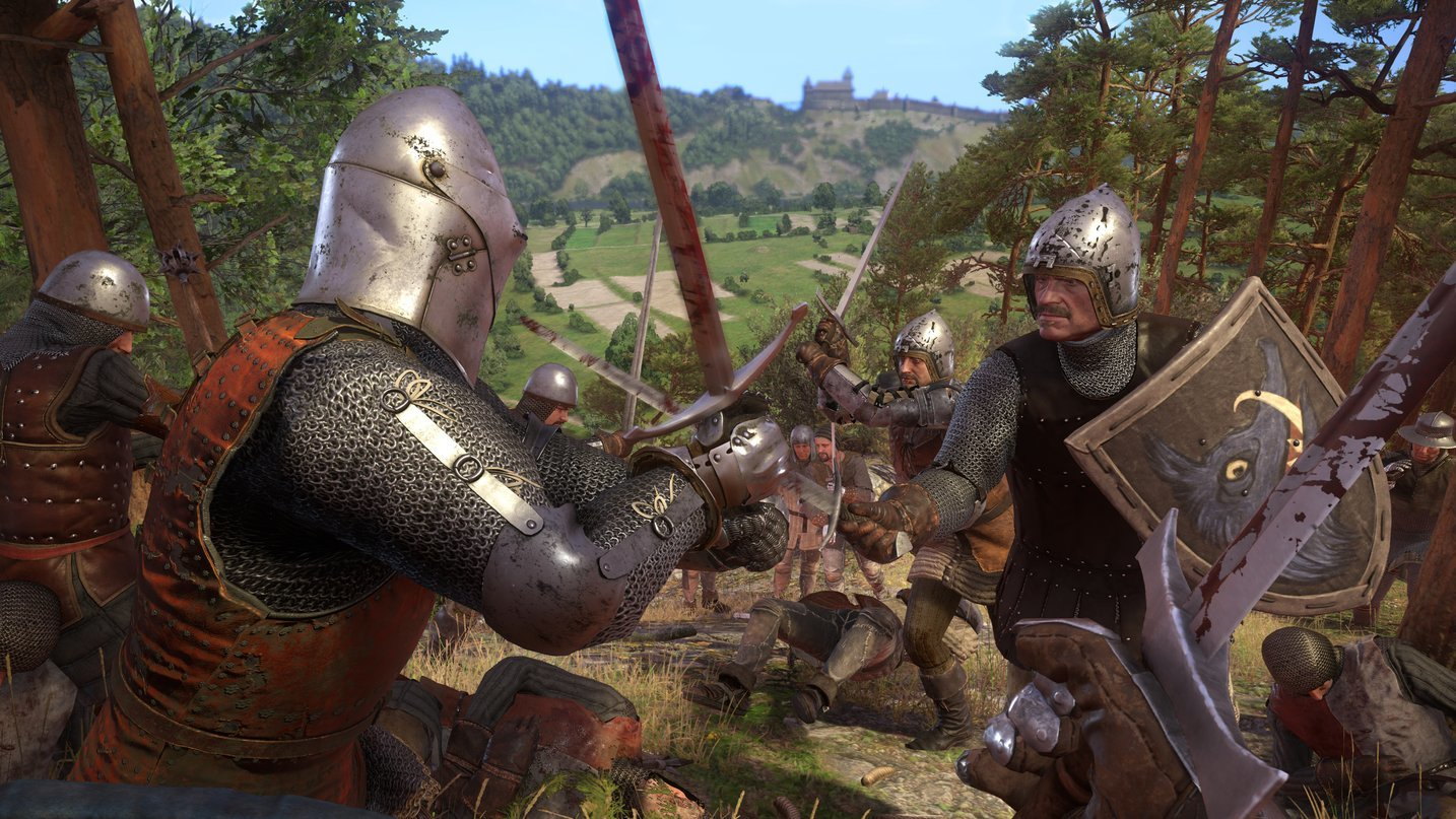 Kingdom Come: Deliverance - Gratis på PC