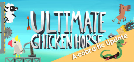 Forumet Podcast livestreamer Ultimate Chicken Horse, Human Fall Flat m.m
