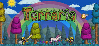 Vi livestreamer dag 2 av Terraria Journey's End kl. 19:00