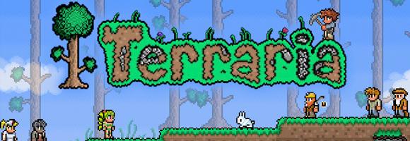 Forumet Podcast streamer Terraria!
