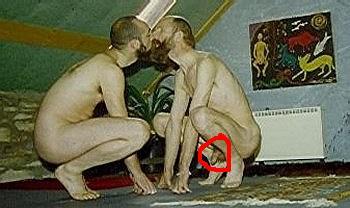 massasje homo og eskorte menn som kliner