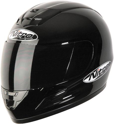 hjelm til moped